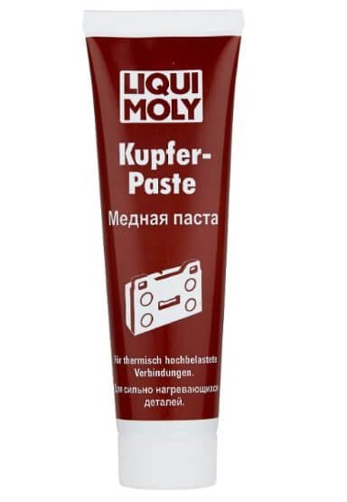 смазка LIQUI MOLY Kupfer-Paste 0,1 л