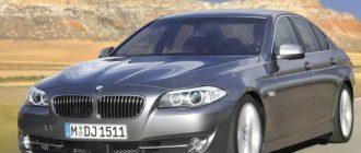 Какое масло заливать в двигатель BMW 5 Series