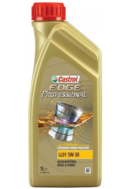 Castrol Edge Professional, синтетическое, LL01 5W-30, 1 л