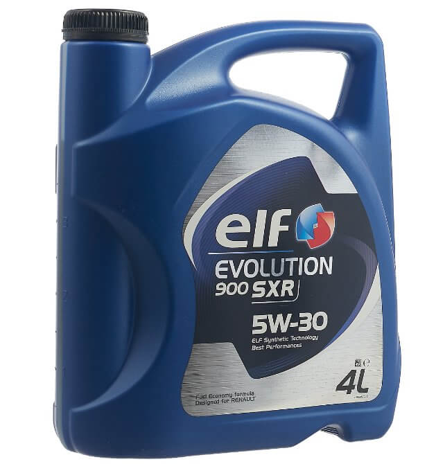 Elf Evolution 900 SXR 5W-30, 4 л
