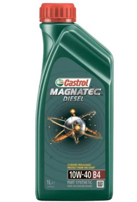 Castrol Magnatec Diesel B4 10W-40 1 л