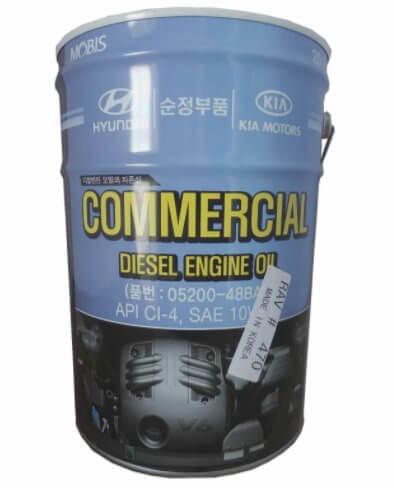 MOBIS Commercial Diesel 10W-40 20 л