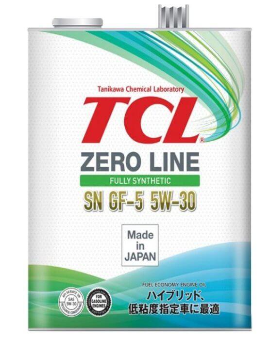 TCL Zero Line 5W-30, 4 л