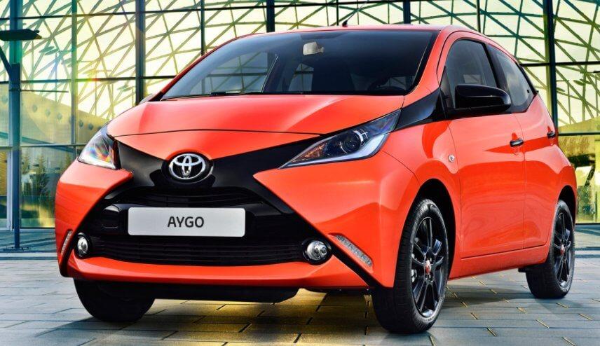 Какое масло заливать в двигатель Toyota Aygo