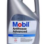Антифриз MOBIL Antifreeze Advanced, 5 л