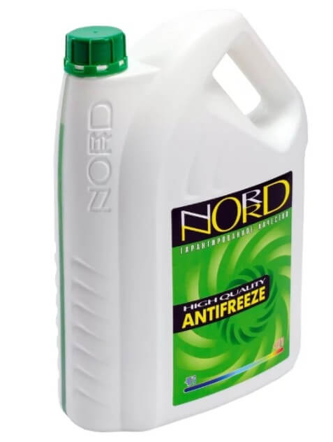 NORD Зеленый 5 л