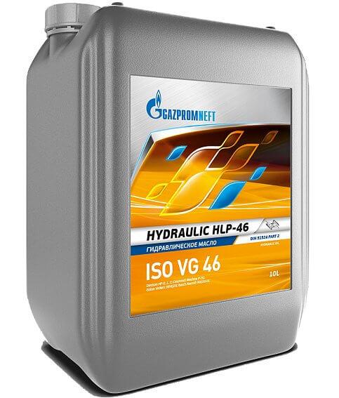 масло GAZPROMNEFT Hydraulic HLP 46 10 л