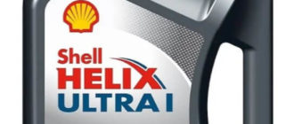 Масло SHELL Helix Ultra Diesel L 5W-40: характеристики, цена
