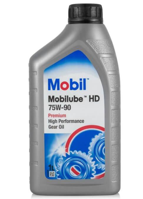масло MOBIL Mobilube HD 75W-90 1 л
