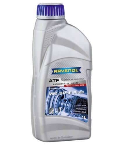 масло RAVENOL ATF MM SP-III Fluid 1 л
