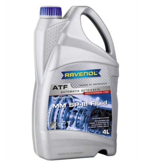 RAVENOL ATF MM SP-III Fluid 4 л