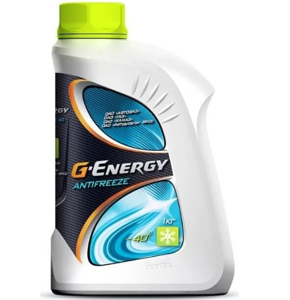 Карбоксилатный антифриз G-Energy ANTIFREEZE -40, 1 кг