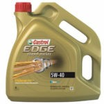 CASTROL EDGE Turbo Diesel 5W-40, 4 л
