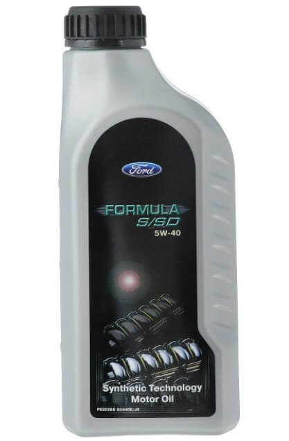 масло FORD Formula S-SD 5W-40 1 л