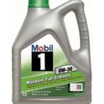 масло MOBIL 1 ESP LV 0W-30 4 л