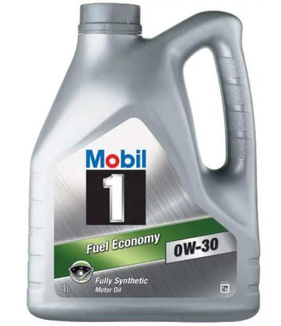 масло MOBIL 1 Fuel Economy 0W-30 4 л