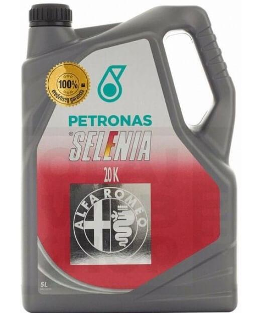 масло Selenia 20K Alfa Romeo 10W-40 5 л
