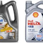 Шелл или Мобил, какое масло лучше?