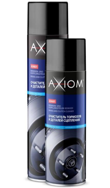 Очиститель тормозов Axiom