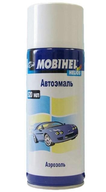 Аэрозольная краска Mobihel металлик 520 мл Цвет 132 Вишня металлик