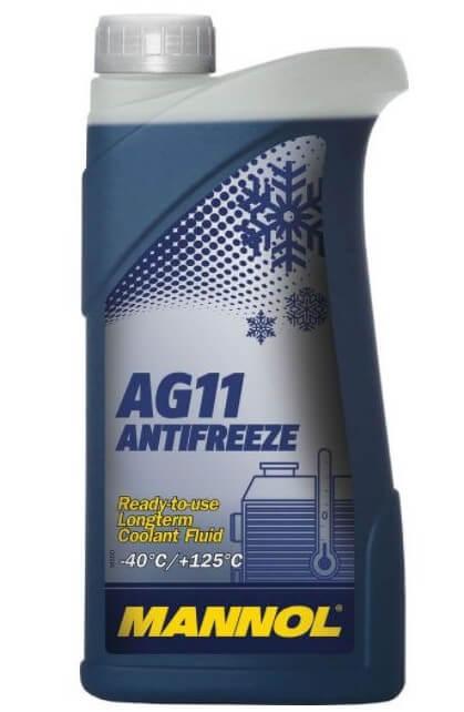 MANNOL AG-11 Longterm -40°C, готовый, 1 кг