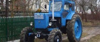 Какое масло заливать в трактор
