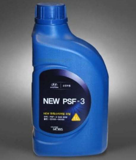 Mobis NEW PSF-3 SAE 80W