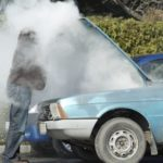 Мотор автомобиля начал перегреваться, причины и последствия