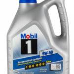 масло MOBIL 1 FS x1 5W-50 4 л