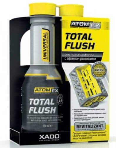 Atomex Total Flush артикул XA 40613 0,25 л