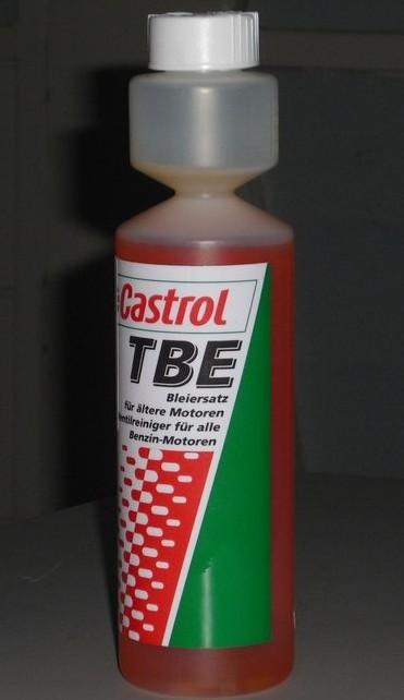 Присадка к бензину Castrol TBE