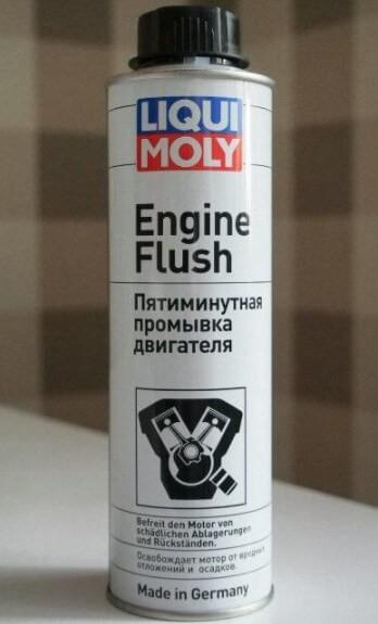Промывка двигателя LIQUI MOLY Engine Flush 1920