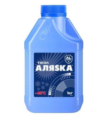 Антифриз Аляsка Тосол -40