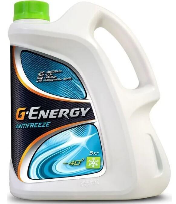 Антифриз G-Energy 40