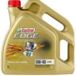 масло Castrol Edge 0W-40 A3/B4 4 л