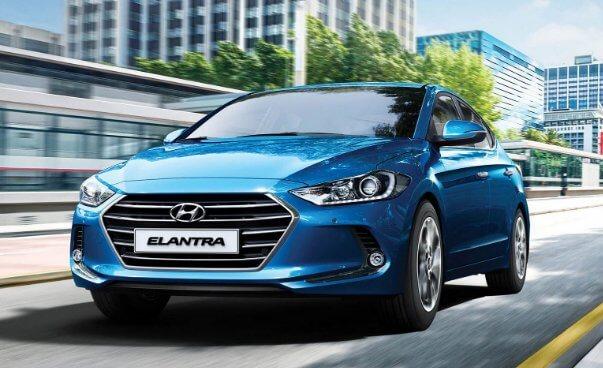 Hyundai Elantra входит в топ 5 самых ликвидных для перепродажи автомобиля