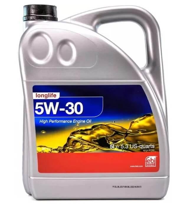 масло Febi Longlife 5W-30 5 л