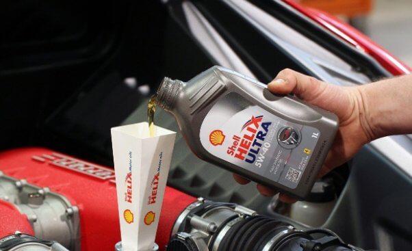 В какие машины лить синтетическое моторное масло