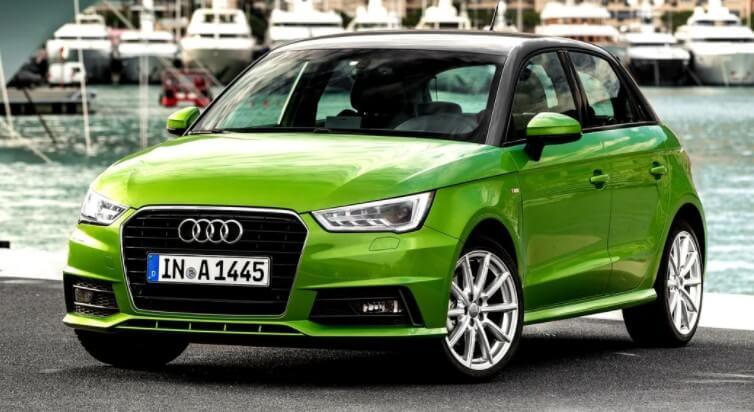Какое масло заливать в Audi A1