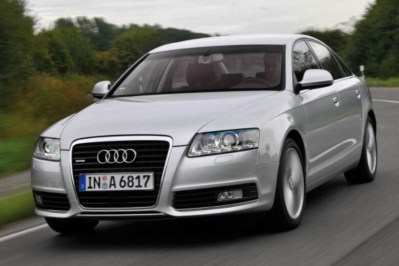 Какое масло заливать в Audi A6