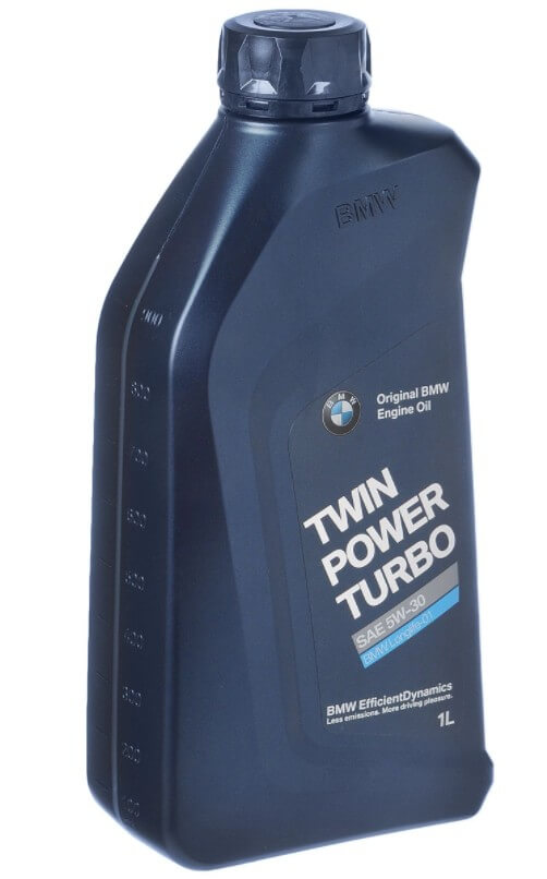 масло BMW TWINPOWER TURBO LONGLIFE-01 5W-30 Синтетическое 1 л