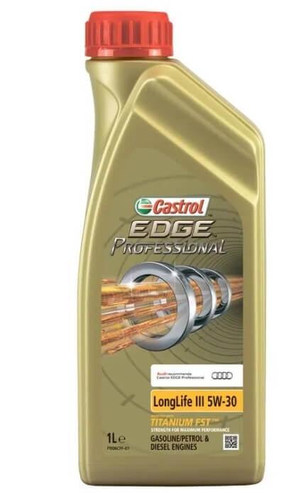 масло Castrol Edge Professional LL III 5W-30 Audi 1 л