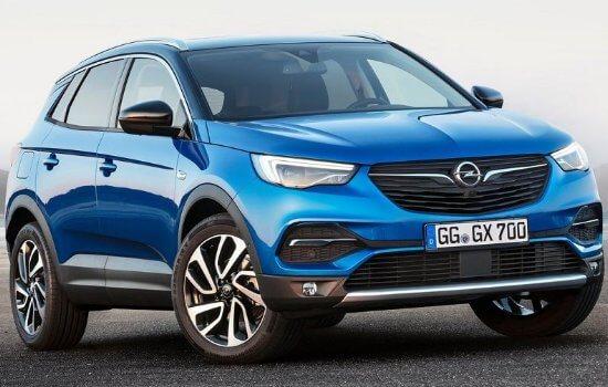 Какое масло заливать в Opel Grandland X