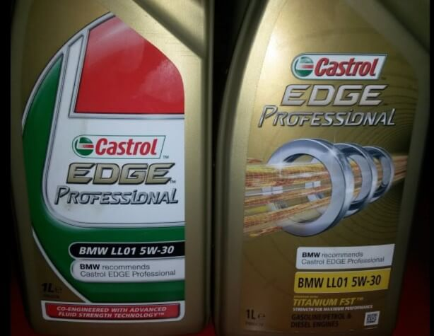 CASTROL Edge Professional BMW LL01 5W-30, 1 л