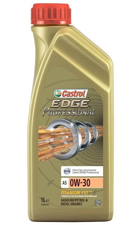 масло CASTROL Edge Professional A5 0W-30 Volvo 1 л