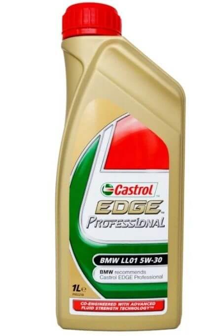 масло Castrol Edge Professional BMW LL01 5W-30