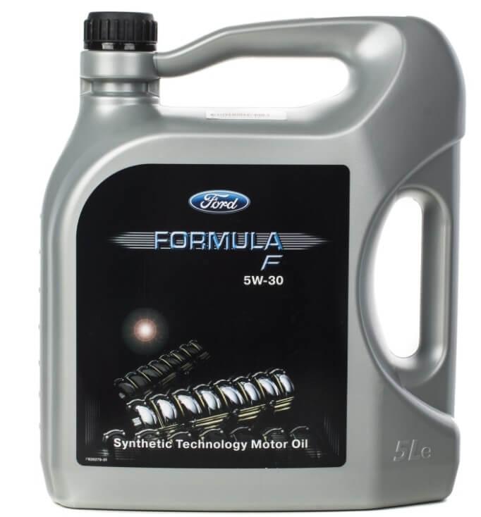 масло Ford Formula F 5W30 5 л