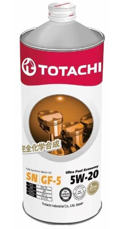 масло TOTACHI Ultra Fuel Economy 5W-20 1 л