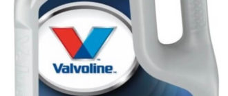 масло VALVOLINE SynPower 0W-40 4 л