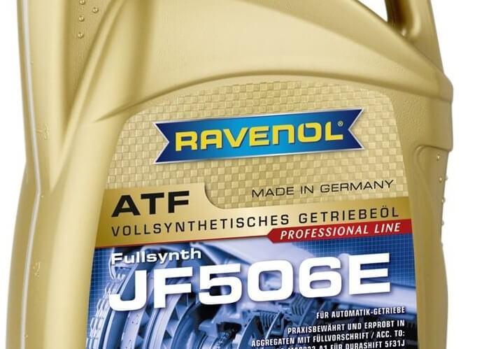 масло RAVENOL ATF JF506E